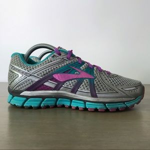 Brooks Adrenaline GTS 17 Wide Womens Running Shoes